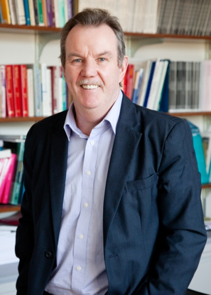 Edward McAuley, professor of kinesiology