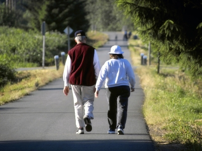 walking-elderly