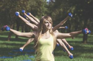 teen-girls-exercise